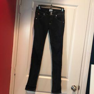 Skinny jeans! Great, dark wash